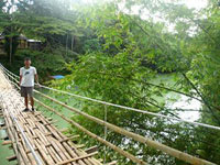 Loboc Hanging Bridge